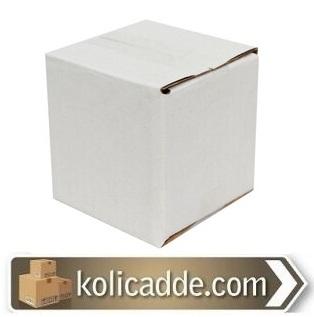 Beyaz Eticaret Kutusu 5x5x5 cm.-KoliCadde