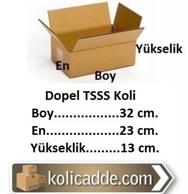 Dopel TSSS Koli 32x23x13 cm.-KoliCadde