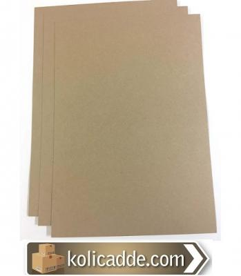 A4 Kraft Kağıdı 125 gr/m² 100 Adet-KoliCadde