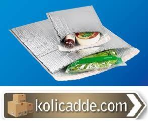Soğutucu Poşet 25x35+5 cm. Bantlı-KoliCadde
