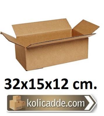 Karton Kutu 32x15x12 cm.-KoliCadde