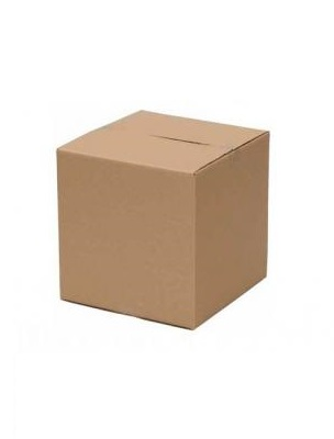 Karton Kare Kutu 20x20x20 cm-KoliCadde