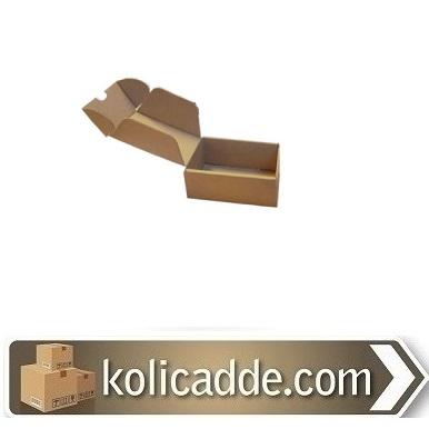 Kilitli Karton Kutu 17x13x5 cm.