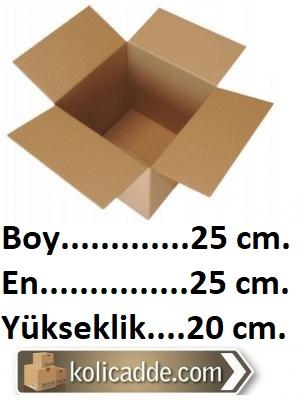 Karton Koli 25x25x20 cm.