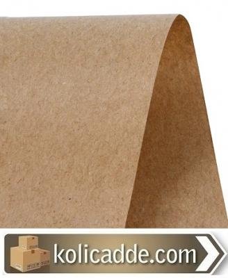 Kalın Kraft Kağıdı 70x100 cm. 400 gr/m²-KoliCadde