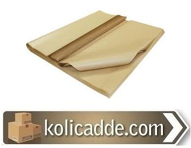 İnce Kraft Kağıdı 100x140 cm. 70 gr/m²-KoliCadde