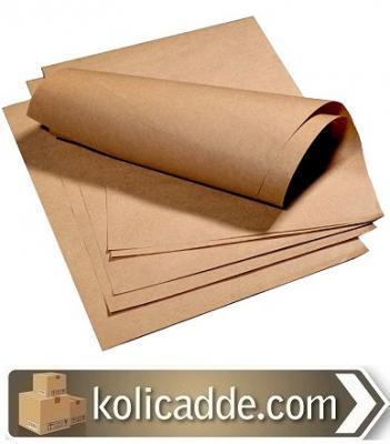 Kraft Kağıdı Büyük Boy 100x160 cm. 70 gr/m²-KoliCadde