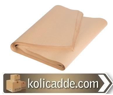İnce Kraft Kağıdı 100x140 cm. 70 gr/m² 50 Adet-KoliCadde