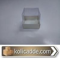 Asetatlı Karton Kutu 5x5x5 cm-KoliCadde