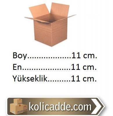 Kargo Kutusu 11x11x11 cm.-KoliCadde