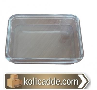 Şeffaf Mika Kutu 8x5,5x2,2 cm.-KoliCadde