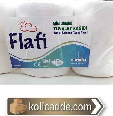 Flafi Mini Jumbo Tuvalet Kağıdı 4 Kilo
