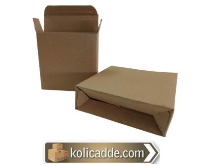 Otomatik Kilitli Karton Kutu 6,5x6,5x3 cm.-KoliCadde