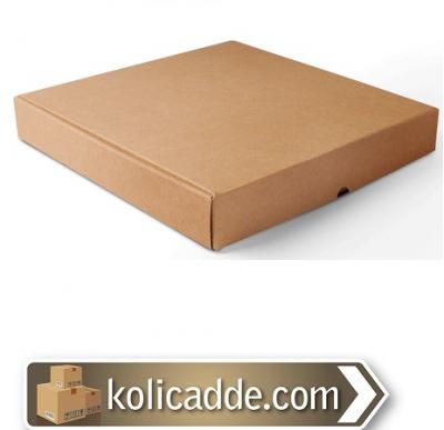 Pizza Kutusu 28x28x4,5 cm.