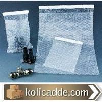 Balonlu Poşet 30x30+5 cm. Bantlı Kapaklı-KoliCadde