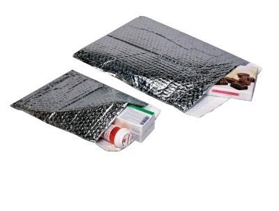 Dondurulmuş Ürün Poşeti 35x35+5 cm. Bantlı Kapaklı-KoliCadde