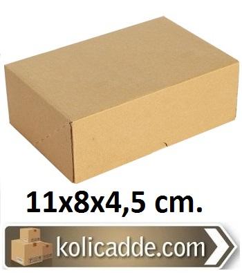 25 Adet Kilitli Karton Kutu Tanesi 0,49 L.