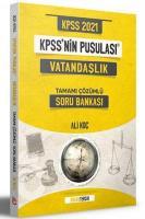KPSS nin Pusulası Vatandaşlık Soru Bankası Çözümlü