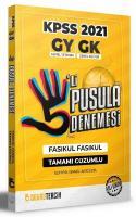 KPSS Genel Yetenek Genel Kültür 5 li Pusula Deneme Çözümlü