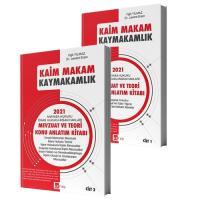 Kaim Makam Sınav Mevzuatı Konu Çalışma Kitabı