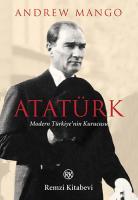 Atatürk Modern Türkiye'nin Kurucusu