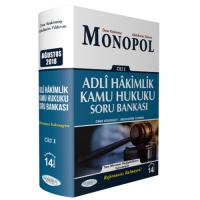 Monopol Adli Hakimlik Kamu Hukuku Soru Bankası