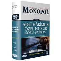 Adli Hakimlik Referans Özel Hukuk Soru Bankası Cilt 2