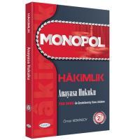 Monopol Anayasa Hukuku Konu Anlatımı 2. Baskı