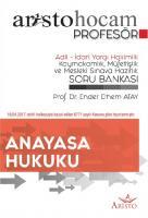 Aristo Hocam Profesör Anayasa Hukuku Soru Bankası