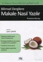 Bilimsel Dergilere Makale Nasıl Yazılır