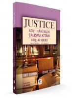 JUSTICE ADLİ HÂKİMLİK ÇALIŞMA KİTABI BORÇLAR HUKUKU