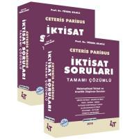 Ceteris Paribus - İktisat Soruları Tamamı Çözümlü (2 Kitap Takım)
