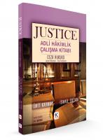 JUSTICE ADLİ HÂKİMLİK ÇALIŞMA KİTABI CEZA HUKUKU