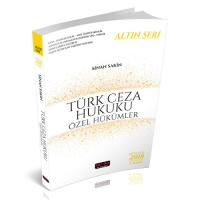 Türk Ceza Hukuku Özel Hükümler Altın Seri