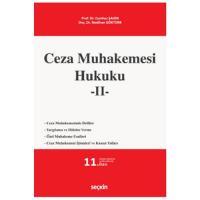 Ceza Muhakemesi Hukuku – II
