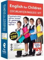 Çocuklar için İngilizce Eğitim Seti
