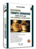 Hysteresis Türkiye Ekonomisi Ders Notları