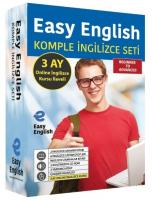 Easy English Komple İngilizce Seti