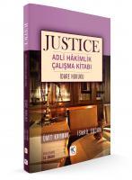 JUSTICE ADLİ HÂKİMLİK ÇALIŞMA KİTABI İDARE HUKUKU