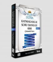 Plus Ultra Cilt 2 Kaymakamlık Soru Bankası 666 Çözümlü Soru