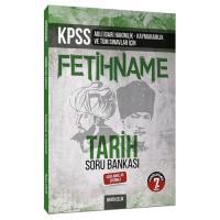 KPSS Adli ve İdari Hakimlik Fetihname Tarih Soru Bankası