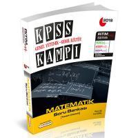 KPSS Kampı Genel Yetenek Genel Kültür Matematik Soru Bankası