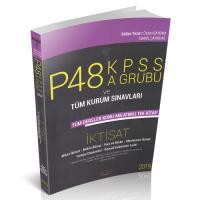 KPSS P48 A Grubu İktisat Konu Anlatımlı