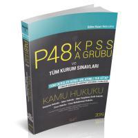 KPSS P48 A Grubu Kamu Hukuku Konu Anlatımlı