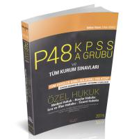 KPSS P48 A Grubu Özel Hukuk Konu Anlatımlı