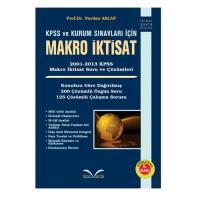 KPSS ve Kurum Sınavları İçin Makro İktisat