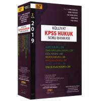 Külliyat KPSS Hukuk Soru Bankası