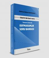 Kaymakamlık Soru Bankası Türkiye'nin İdari Yapısı