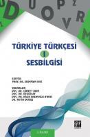 Türkiye Türkçesi 1 - Ses Bilgis