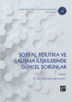 Sosyal Politika ve Çalışma İlişkilerinde Güncel Sorunlar